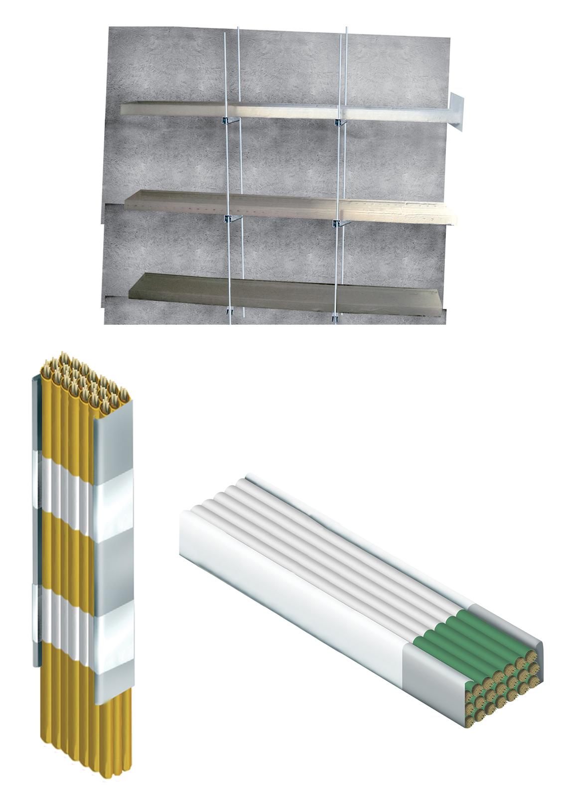 Protección de bandejas de Cables EI-120