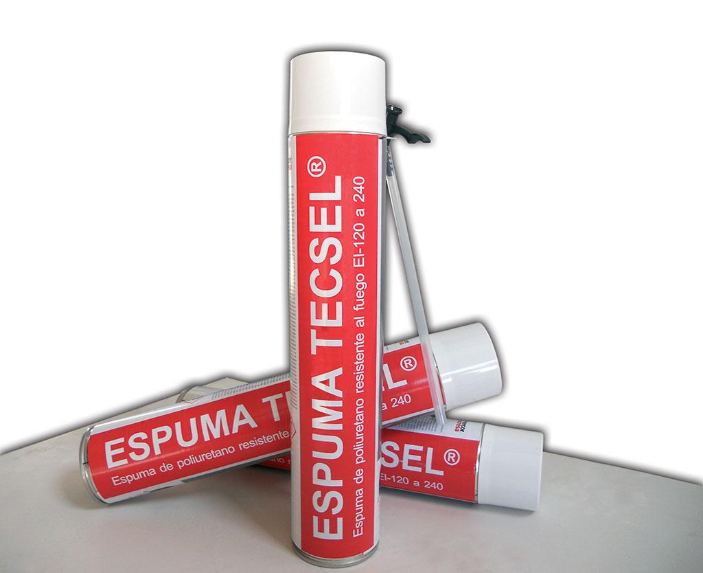 Espuma TECSEL®