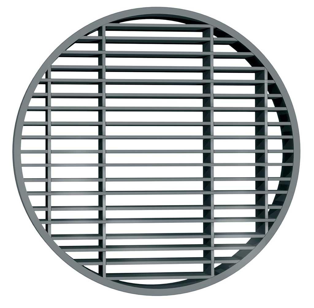 Rejillas circulares TECSEL®