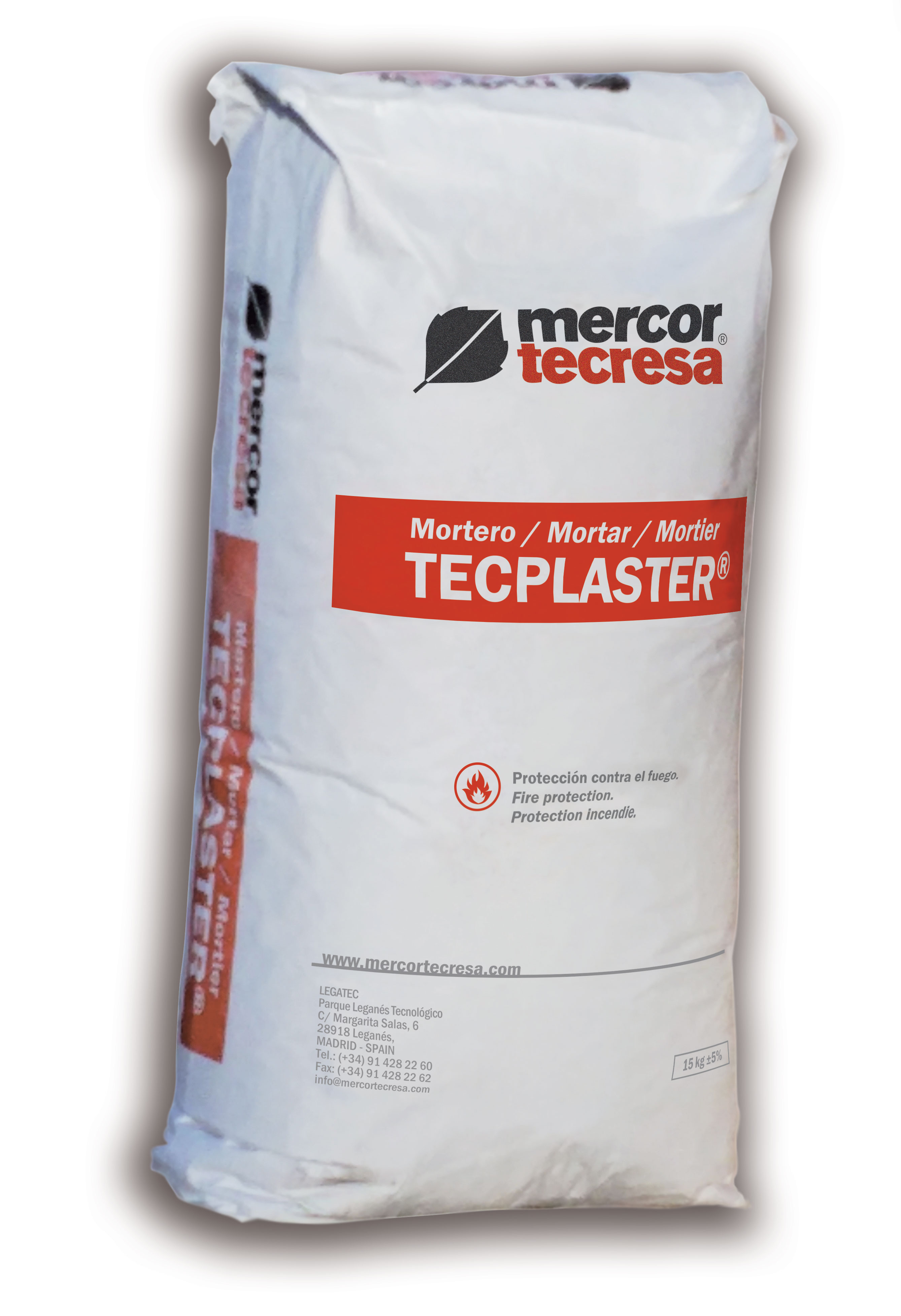 MORTERO TECPLASTER®